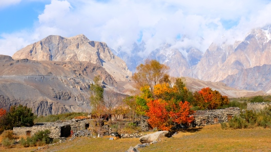 Hunza Valley Northern Pakistan