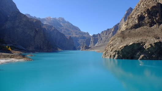 Attabad Lake Northern Pakistan
